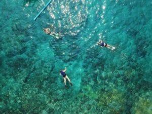 snorkel in kauai